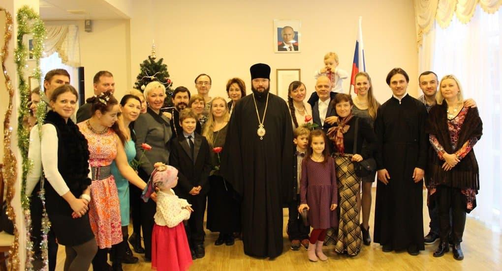 Свято-Николаевский приход Исландии отметил 15-летие