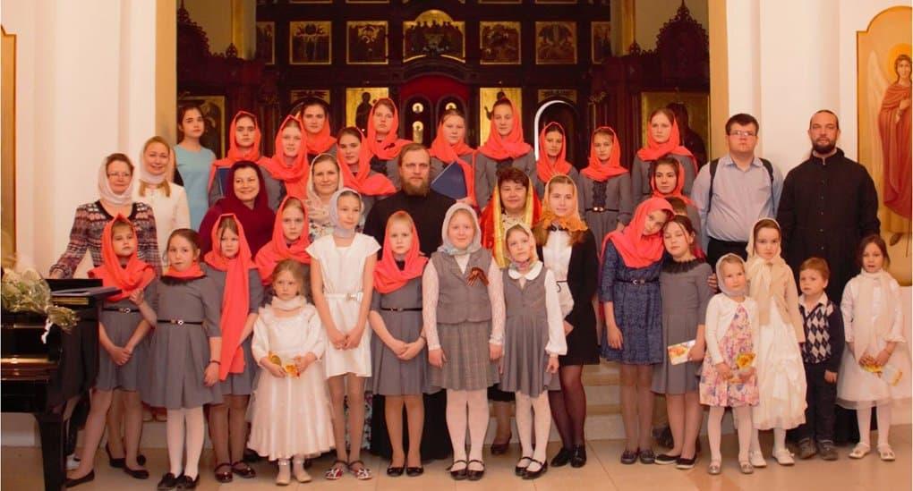 Православный приют «Покров» отметил свое 10-летие
