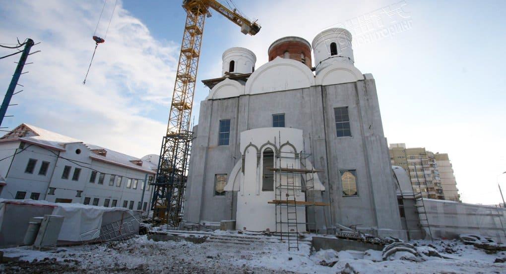 На севере Москвы построят 13 новых храмов