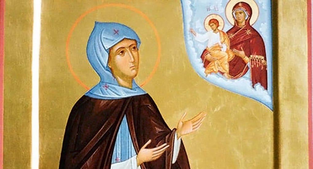 Православные вспоминают преподобную Софию Суздальскую