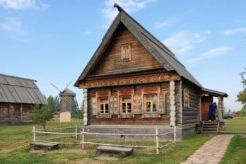 Суздальский музей деревянной архитектуры. alexxx1979
