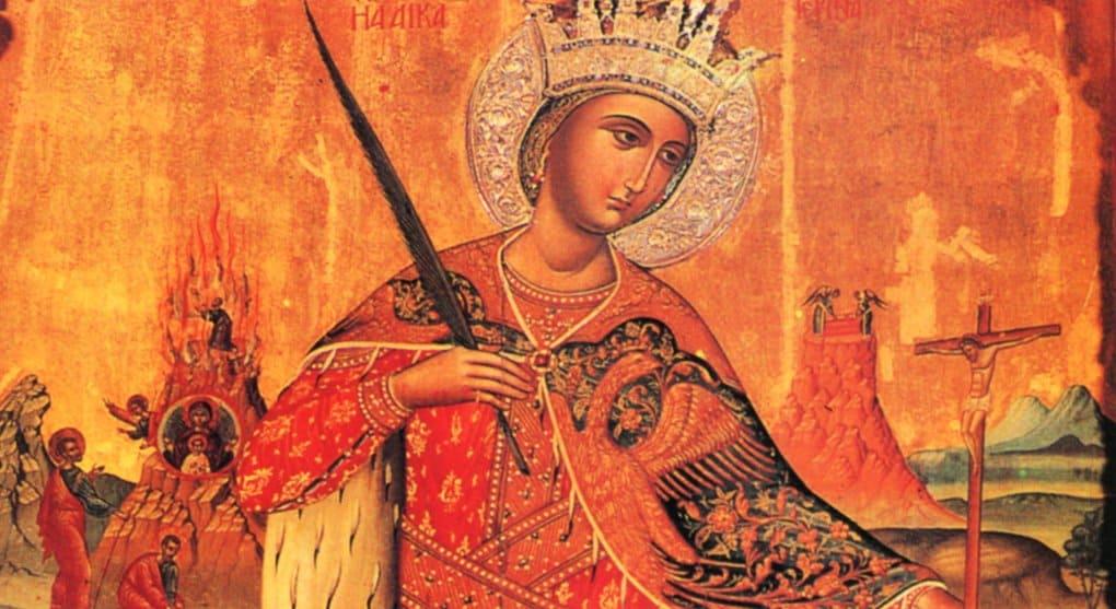 Церковь чтит память великомученицы Екатерины