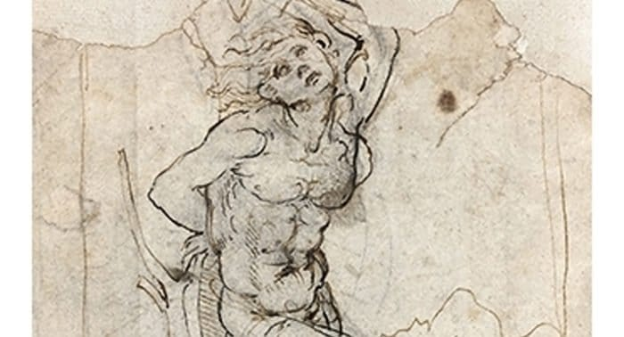 Франция признала «Мученика Себастьяна» да Винчи своим достоянием