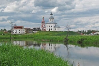 Церковь Ильи Пророка на Ивановой горе. Наталия1973