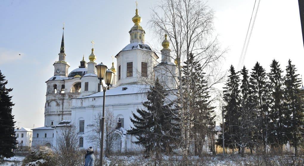 Сразу два собора Великого Устюга вернули Русской Церкви