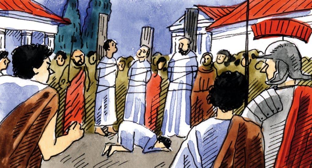 Кому молиться вНовый год?