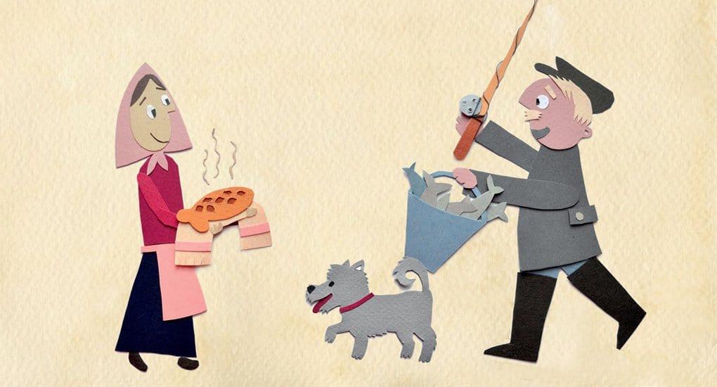 Муж, собака и другие питомцы,