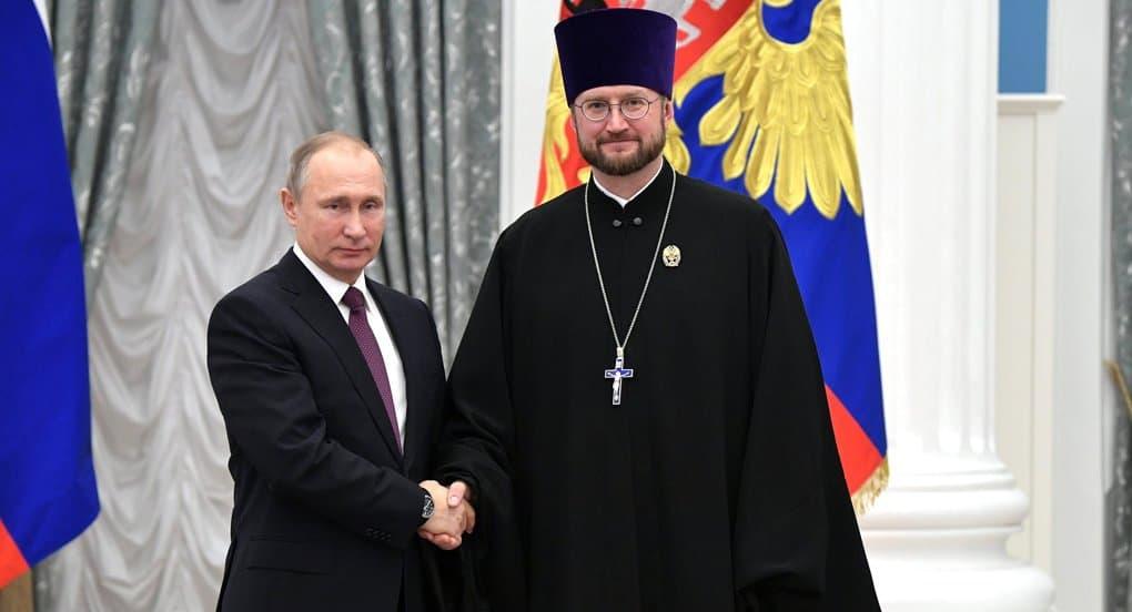 Глава детского хосписа священник Александр Ткаченко награжден госпремией