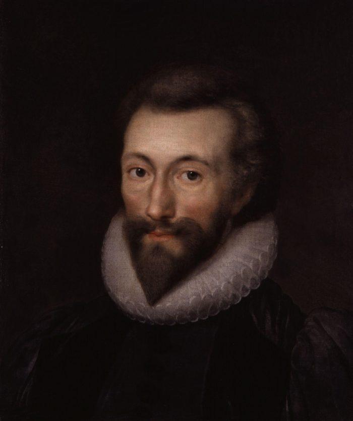 Английский поэт Джон Донн (1572-1631) - один из самых любимых авторов Бродского