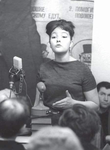 50 великих стихотворений. Белла Ахмадулина. На мотив икоса