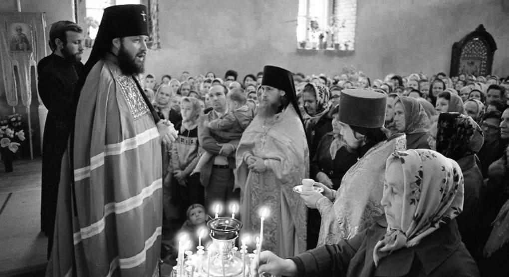 Рубеж XX-XXI веков - время нового обращения России ко Христу