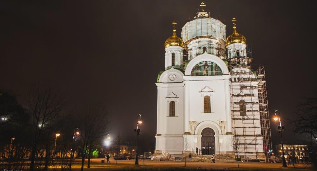 Русской Церкви передают Екатерининский собор в Пушкине