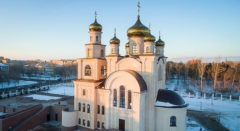 У православных Павлодара появился третий храм