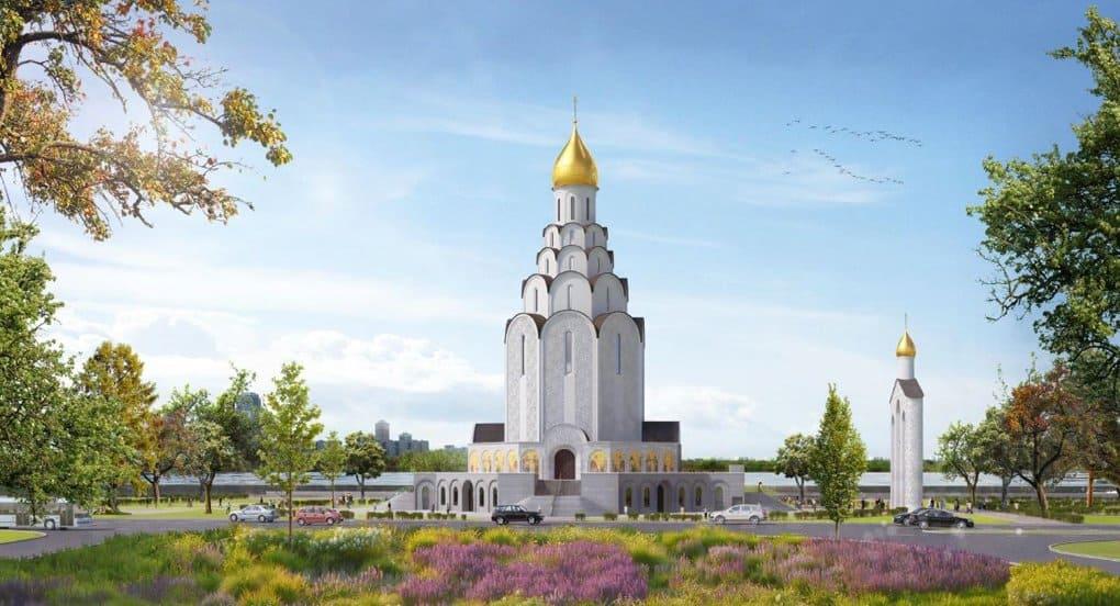 Уникальный храм в честь князя Владимира возведут в Покровском-Стрешнево