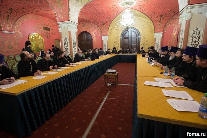 В Москве обсудили, какими быть храмам в XXI веке