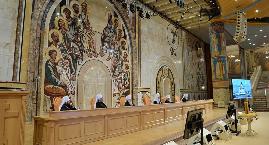 Межсоборное присутствие обсуждает темы монашества и церковного брака