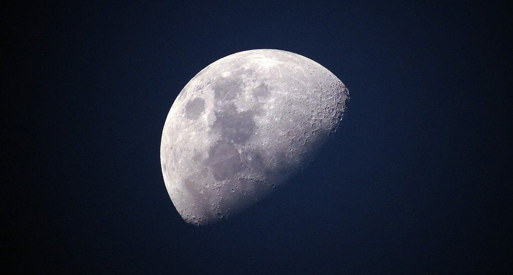 Ученые из США определили возраст Луны в 4,5 миллиарда лет