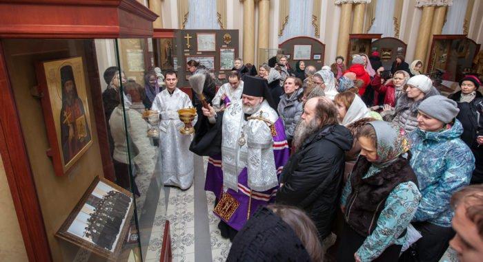 Спустя век в Александро-Невской лавре открылся музей