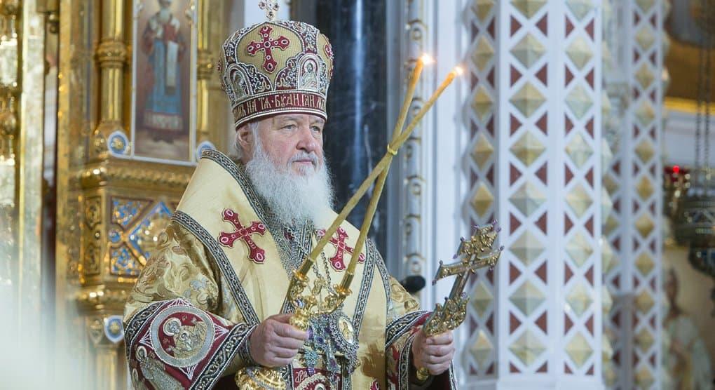 Патриарх несет ответственность за единство в Церкви, - патриарх Кирилл