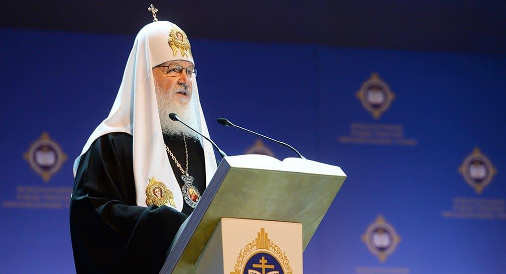 Патриарх Кирилл и депутаты Госдумы. 5 предложений Святейшего