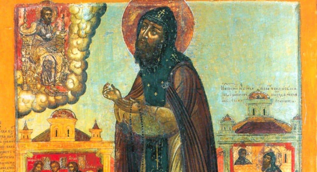 Церковь вспоминает святого Иринарха Затворника предсказавшего Смуту