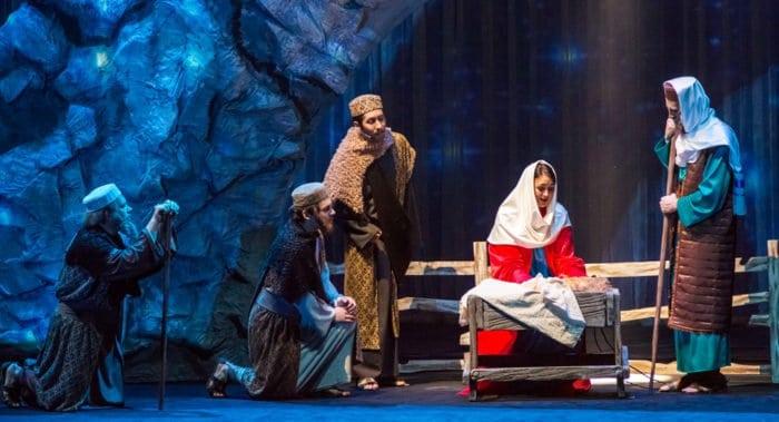 Новосибирский театр по заказу епархии поставил оперу «Рождество»