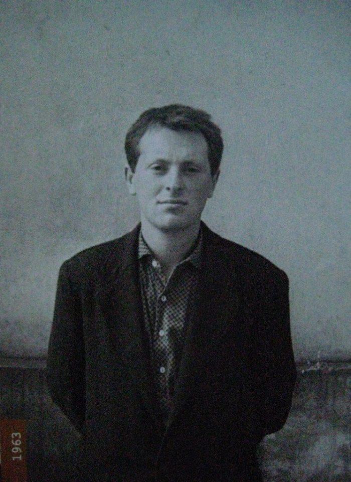 Иосиф Бродский - фотография 1963 года