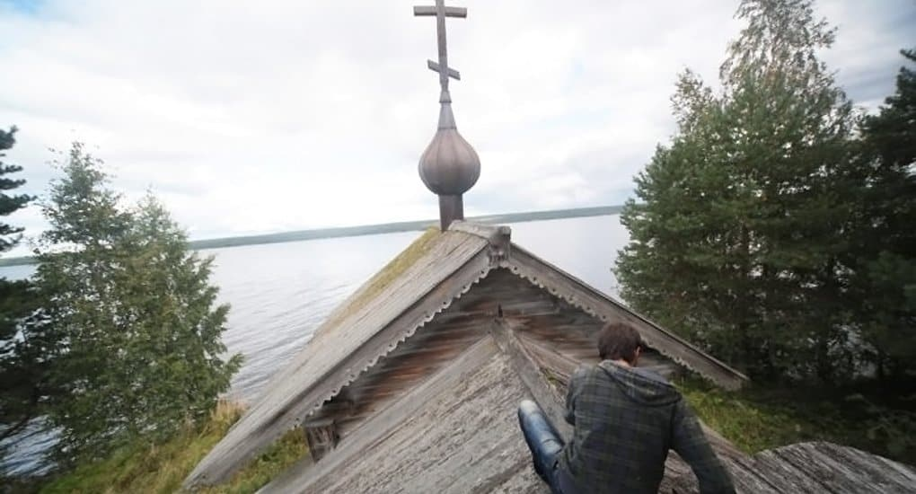 «Спас» покажет цикл репортажей о возрождении деревянных храмов Русского Севера