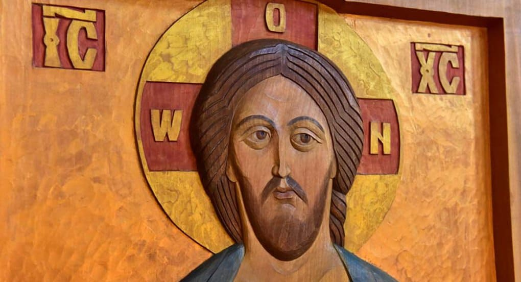 Тактильная икона Христа появилась в храме Космы и Дамиана в Шубине