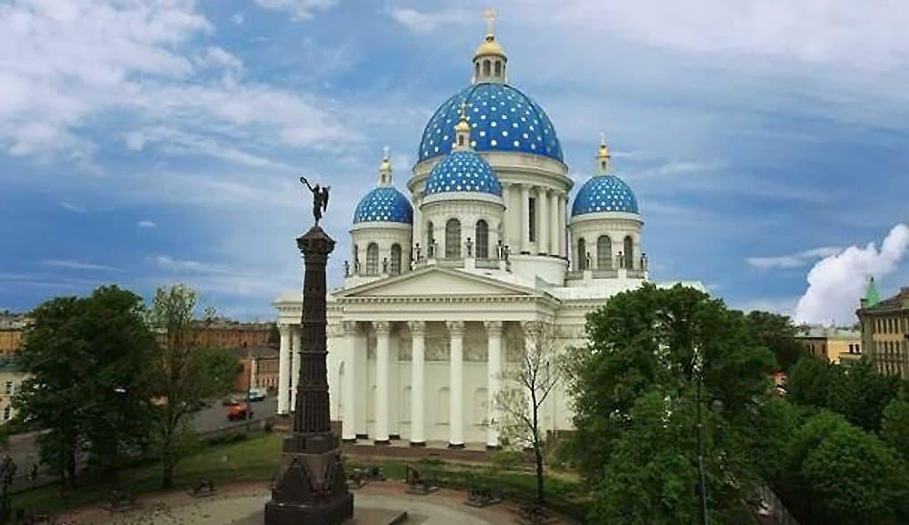 Завершилась 21-летняя реставрация Троицкого собора Петербурга