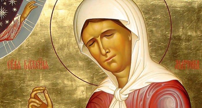 Почему святые иногда изображаются с закрытыми глазами?