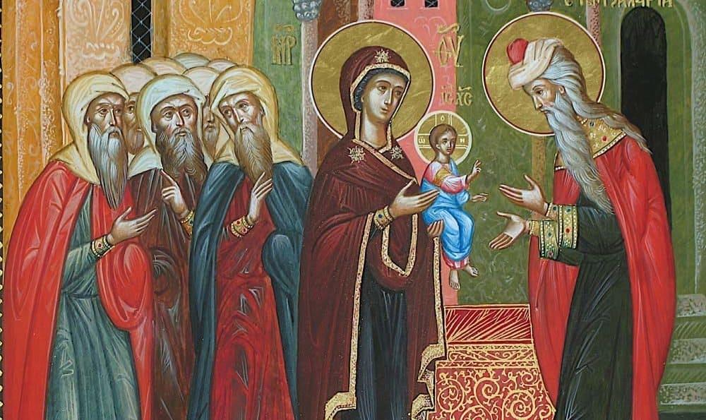 Проповеди на праздник Обрезание Господне