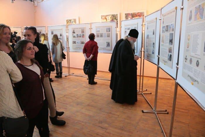 Отцу «Русской Палестины» посвятили передвижную выставку