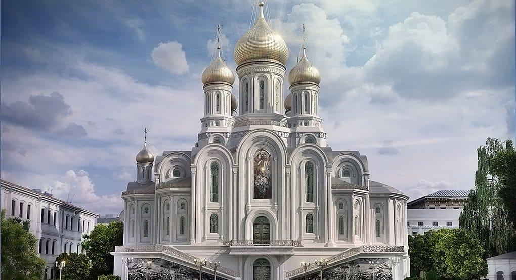 Патриарх Кирилл освятит храм Новомучеников в Сретенском монастыре