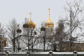 Сретенский монастырь. Фото Владимира Ештокина