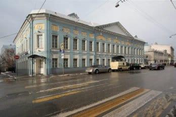 Усадьба Кирьяковых. Фото Владимира Ештокина