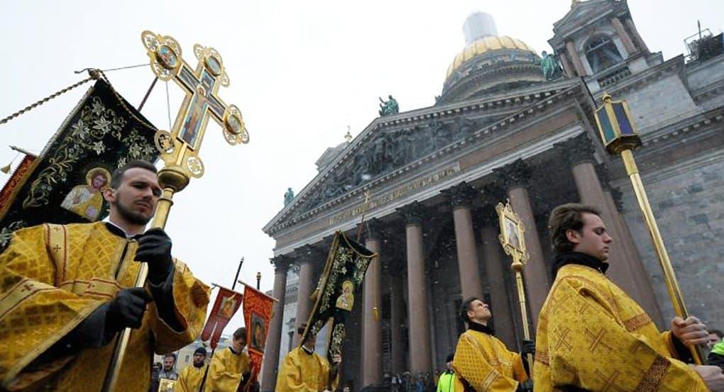 Крестный ход показал мирные устремления верующих, - Владимир Легойда