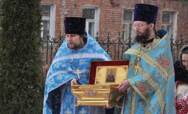 30-летие канонизации блаженной Любови отметили в Рязани
