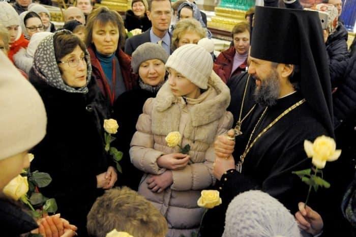 Крестный ход у Исаакиевского собора: как это было - фото 10