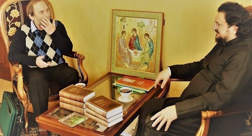 Якутский поэт написал пьесу о святителе Иннокентии (Вениаминове)