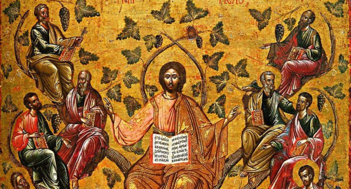Противоречие в Евангелии?