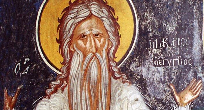 Церковь вспоминает преподобного Макария Великого