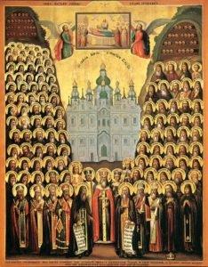Православные праздники в марте 2017