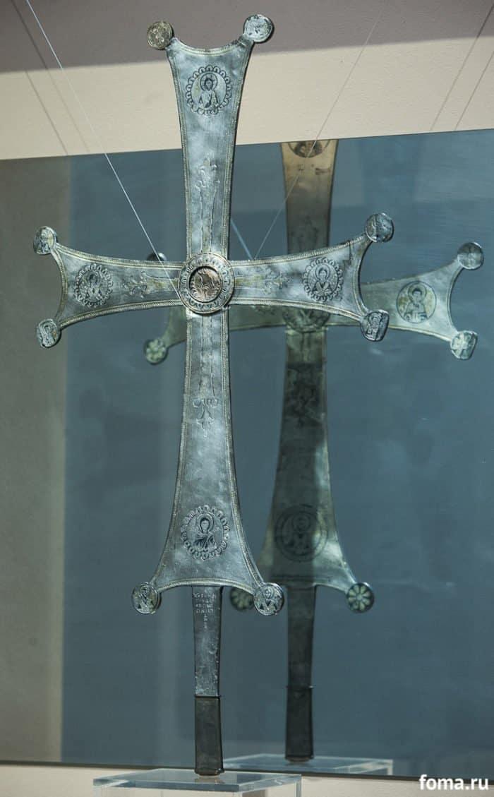 3 главных экспоната выставки «Шедевры Византии»