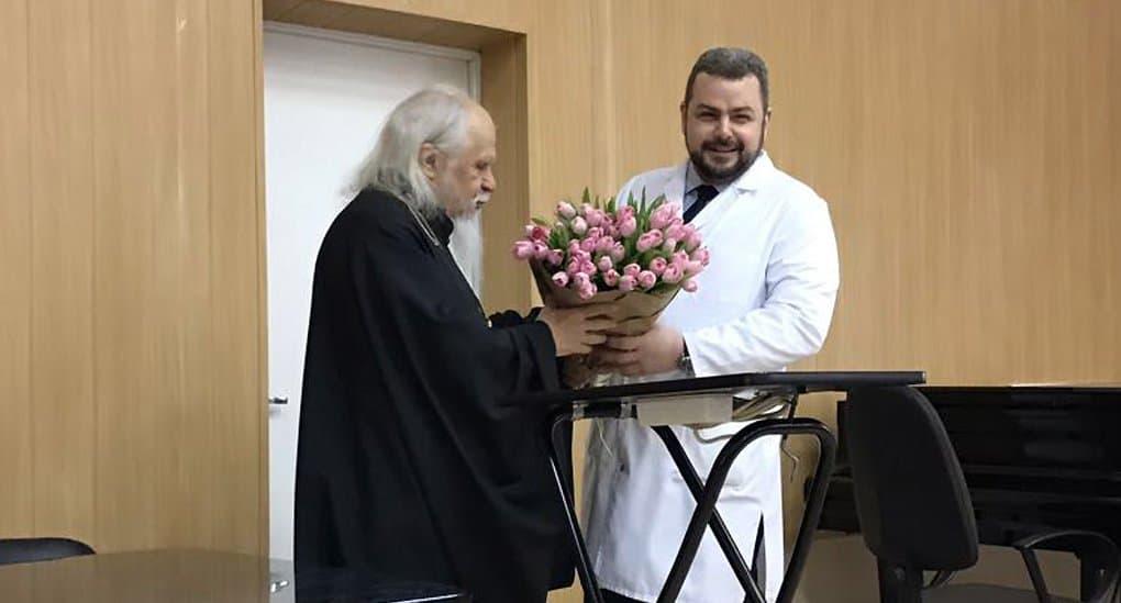 Директором больницы святителя Алексия стал ее главврач Алексей Заров