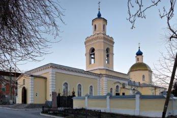 Церковь Николая Чудотворца. Фото: Alexxx Malev8