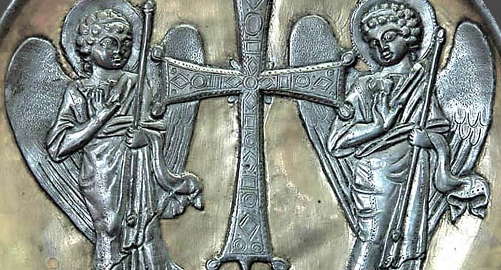 Как крестились до раскола в 1054 году?