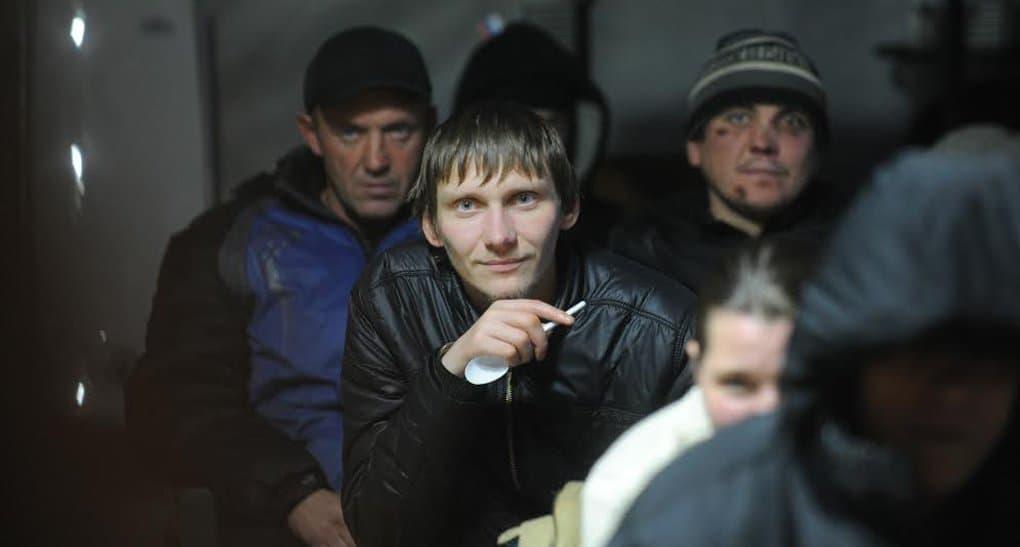 В Москве начали трудоустраивать бездомных