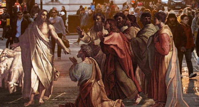 Евангелие о добром пастыре