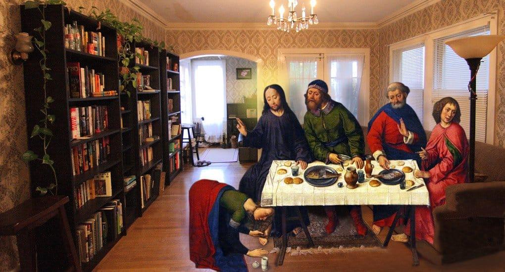 Евангелие недели Марии Египетской: